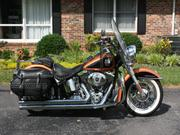 2008  Harley-Davidson Heritage Deluxe 105th Anniversary