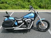 2011 - Harley-Davidson FXDB Dyna Street Bob