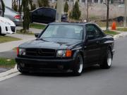 Mercedes-benz 190 37500 miles