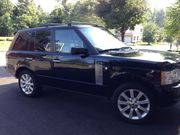 2008 Land Rover Range Supercharged