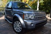 2012 Land Rover LR4 AWD   HSE-EDITION