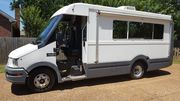 2012 Isuzu Ecomax Reach Van (Food Truck Ready)