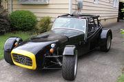 1965 Lotus Super Seven Seven SV