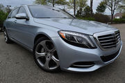 2015 Mercedes-Benz S-Class 4MATIC AWD TURBOCHARGED-EDITION