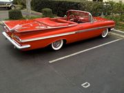 1959 Chevrolet Impala Turnkey Restoration