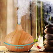 Shop Wood Essential Oil Diffuser Online